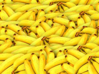 Bananen und Bananensaft